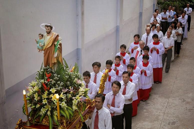 Gx.Tân Phú Hòa - Sài Gòn: Mừng bổn mạng giáo xứ