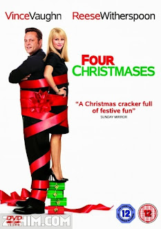 Giáng Sinh Kỳ Quặc - Four Christmases (2008) Poster