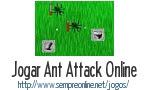 Jogo Ant Attack Online