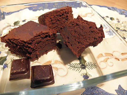 brownie ciasto