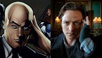 Giáo sư X trẻ sẽ hói đầu trong phim X-Men mới 2015