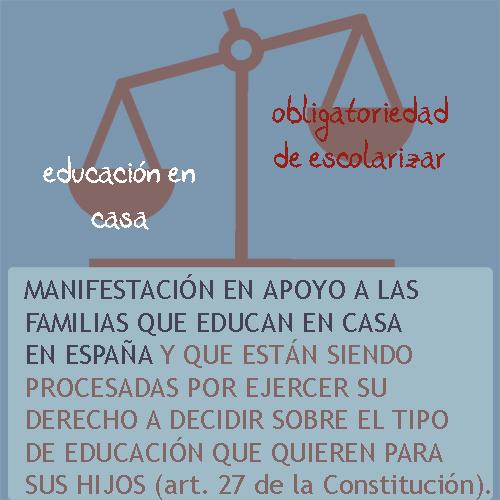 X la vida sin prisas en apoyo a las familias procesadas por educar en casa en espa a - Educar en casa ...