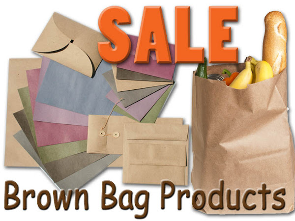 Upcoming Sale & Brown Bag Assortment