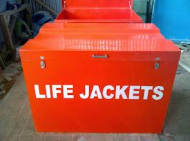 Life Jacket Box