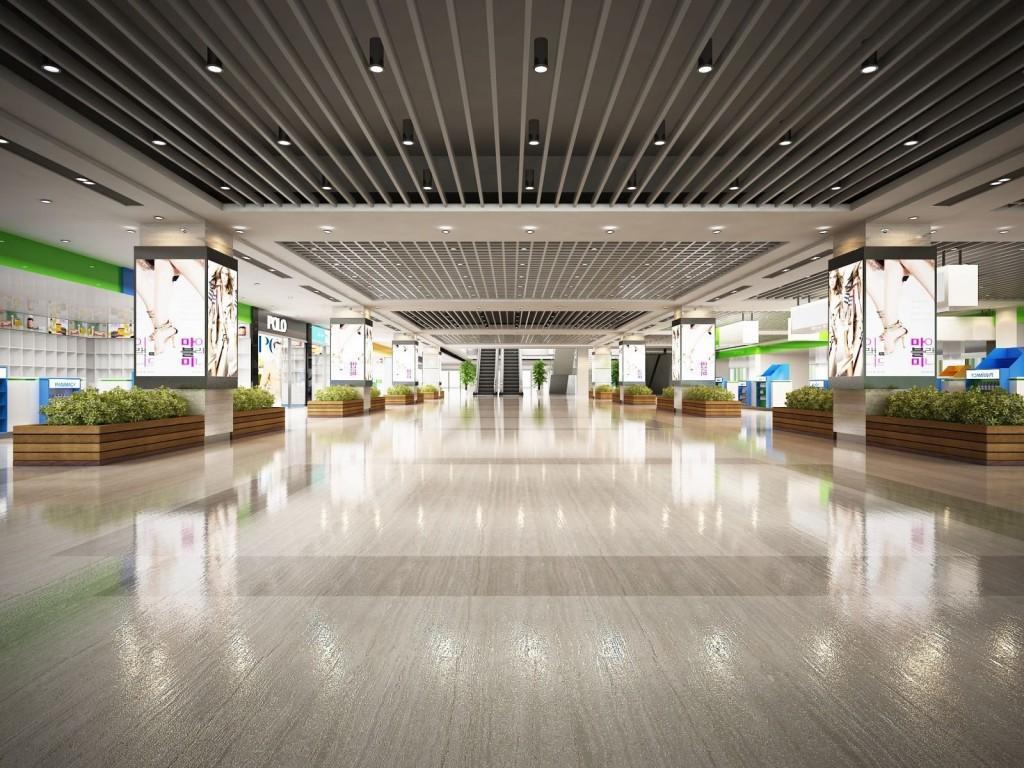 Xi Grand Court trung tâm thương mại