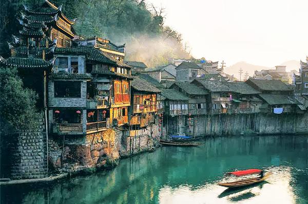 мост Хунань