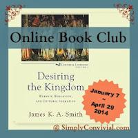 Desiring the Kingdom Book Club