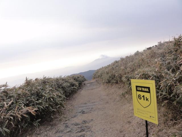 Izu trail journey 61km