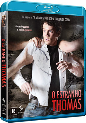 Filme Poster O Estranho Thomas BDRip XviD Dual Audio & RMVB Dublado