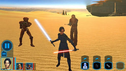 Star Wars: KOTOR for Android