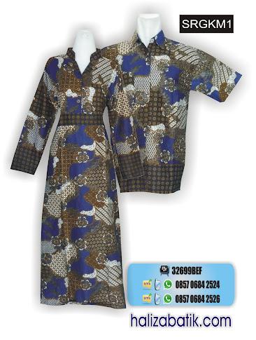 grosir batik pekalongan, Seragam Batik, Model Gamis Sarimbit, Baju Batik