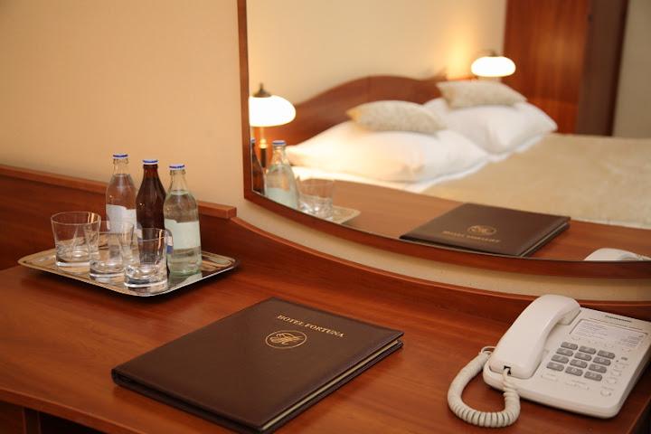 Hotel Fortuna pokoj