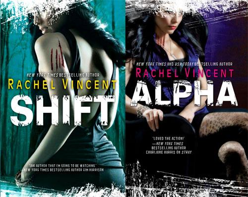 Rachel Vincent (Shift)