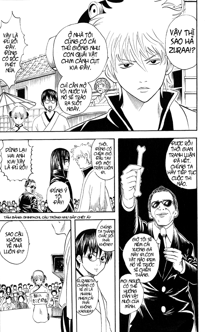 Gintama Chap 20 page 11 - Truyentranhaz.net