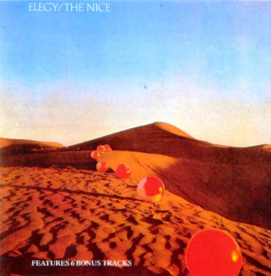 the Nice ~ 1971 ~ Elegy
