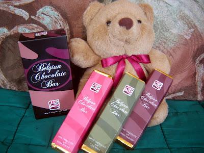 Bear and Chocolates