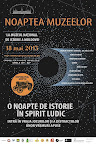 POSTER NIGHT OF MUSEUMS at the National Museum of History of Moldova