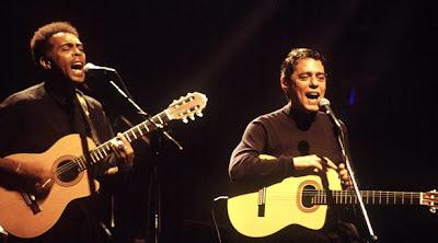 Gilberto Gil y Chico Buarque