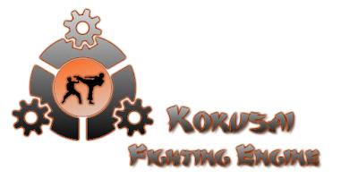 The Kokusai Fighting Engine Logo