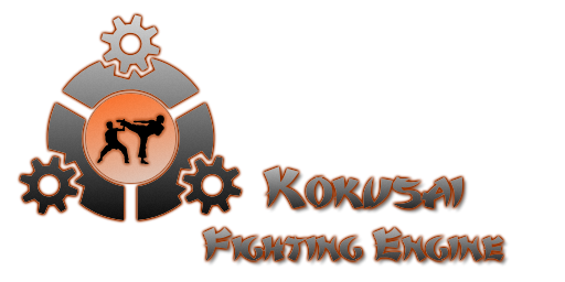 The Kokusai Fighting Engine logo