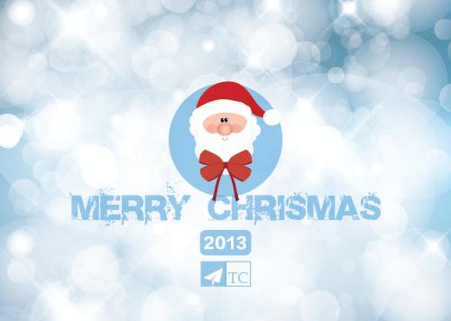 [電子賀卡] 2013 聖誕卡片(聖誕節卡片) | 2013 MERRY CHRISTMAS CARD