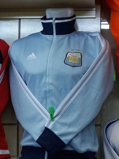 Jual Jaket Argentina Home Terbaru 2014