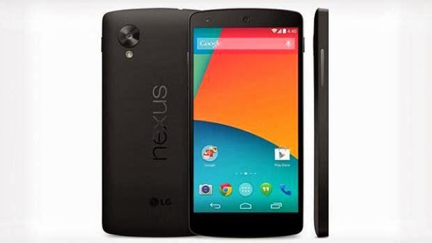 Spesifikasi Dan Harga LG Nexus 5