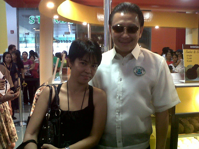 With Laguna Governor ER Ejercito