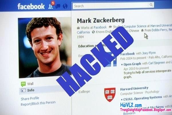 mất tài khoản facebook