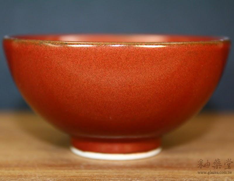 IR-01-鐵紅釉