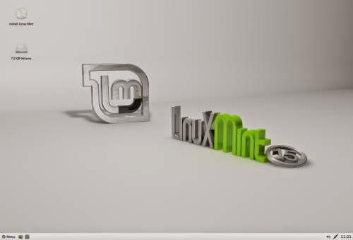 Disponible Linux Mint 15 Xfce