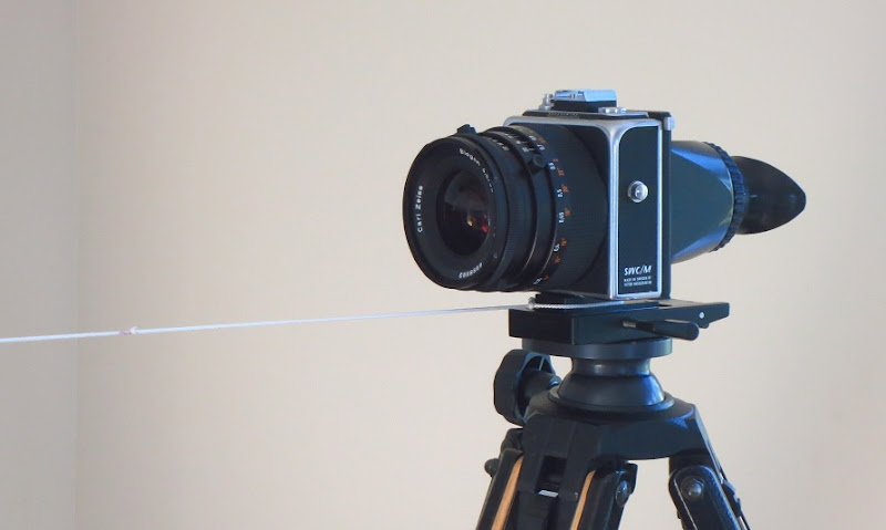 Shooting with the Hasselblad SWC [Archive
