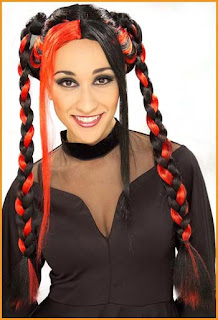 Halloween Hairstyle Ideas