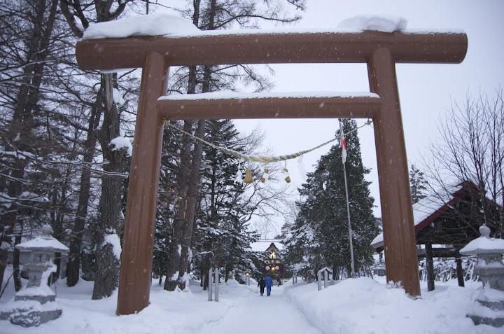 真竜神社(北竜町)