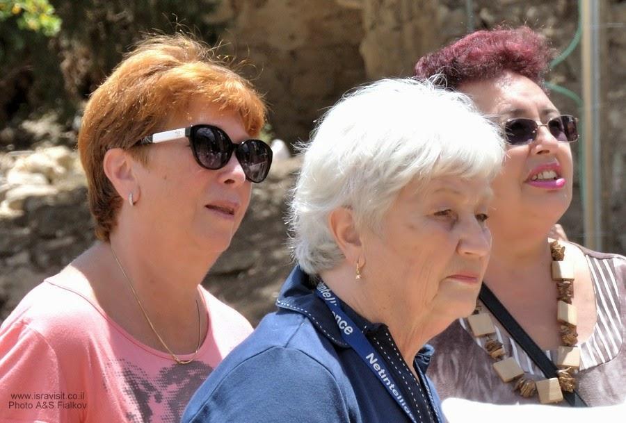 Экскурсия по Верхней Галилее. Гид в Галилее Светлана Фиалкова.