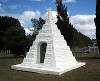 Pokeno NZ Wars memorial