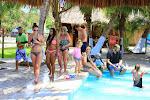Playa Uvas Beach Club at Cozumel, Mexico