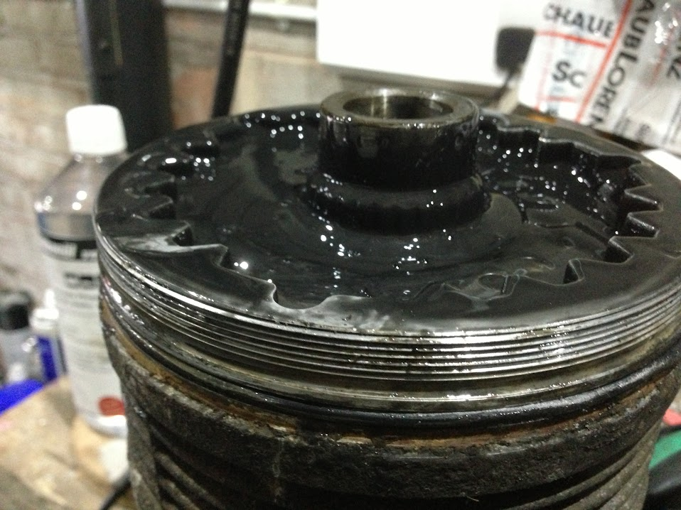 Viscous Coupling Service Mystery Solved [Archive] - VW T4