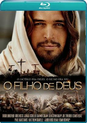 Filme Poster O Filho de Deus BDRip XviD Dual Audio & RMVB Dublado