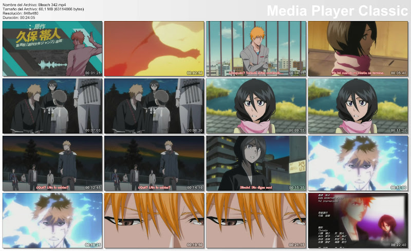 bleach 342 mp4