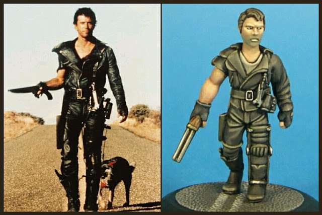 Mad Max Studio Miniatures