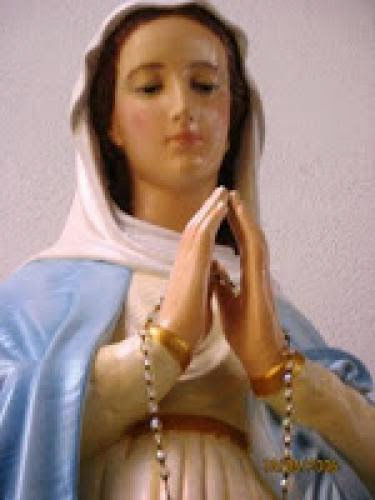 Our Lady Of The Rosary And Two Percenters