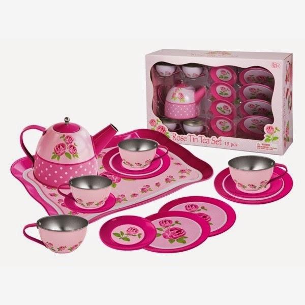 Bút uống trà hoa hồng - 15 món