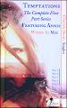 Cherish Desire Singles: Temptations (The Complete Five Part Series) featuring Annie, Max, erotica