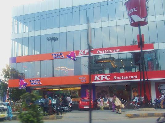 Taco Bell, 80 Feet Peripheral Road, Koramangala, Venkappa Garden, Ejipura, Bengaluru, Karnataka 560095, India