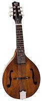 Barnes&Mullins Wimborne Acoustic Mandoguitar