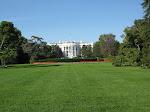 The White House - future home of Obama!!!