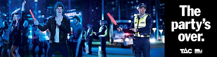 Transport Accident Commission, Australia