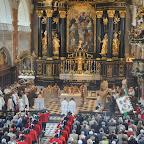 Norbertisonntag 20 - Jubiläumsfest Abt Raimund Schreier OPraem - Pontifikalamt - Stiftskirche Wilten