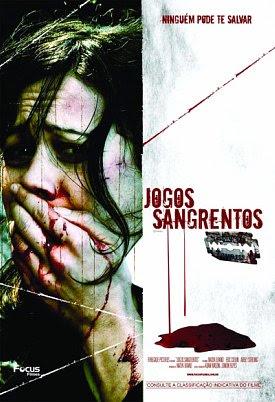 Filme Poster Jogos Sangrentos DVDRip XviD & RMVB Dublado